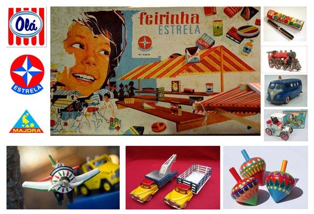 Brinquedos do Séc. XX
