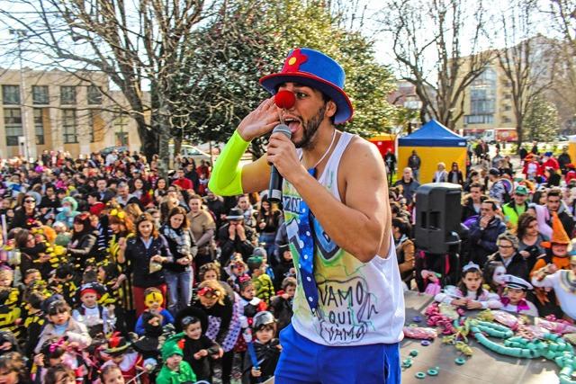 Carnaval Escolar 2016