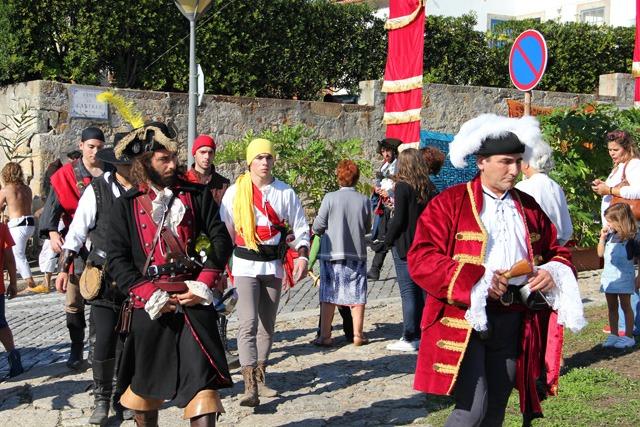 Piratas Castelo Leça