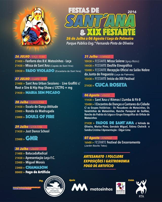 Festas de Sant'Ana