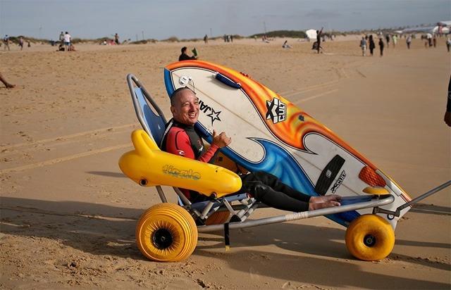 surf adaptado matosinhos