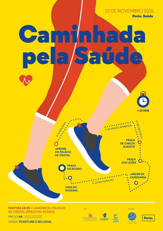 APLL-Caminhada Cartaz