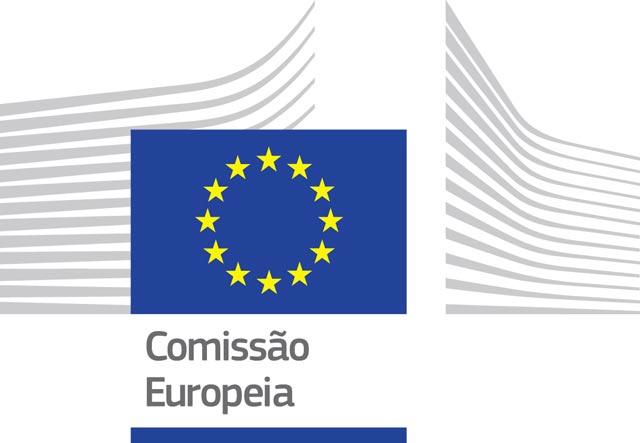 Logo Comissão Europeia - Empreendedores