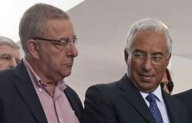 Guilherme Pinto regressa ao PS
