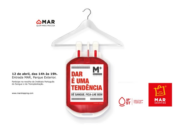 Dar Sangue Mar Shopping