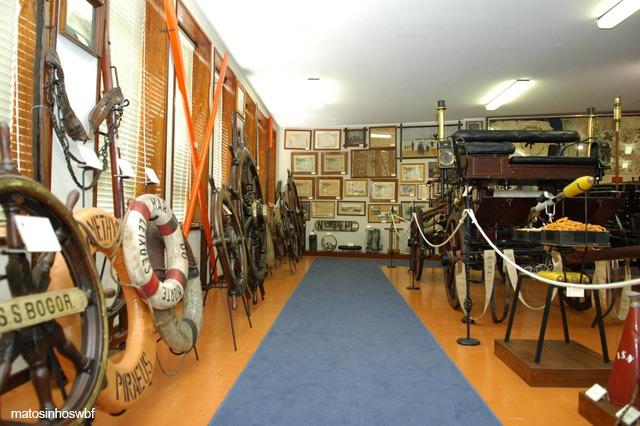 Interior Museu