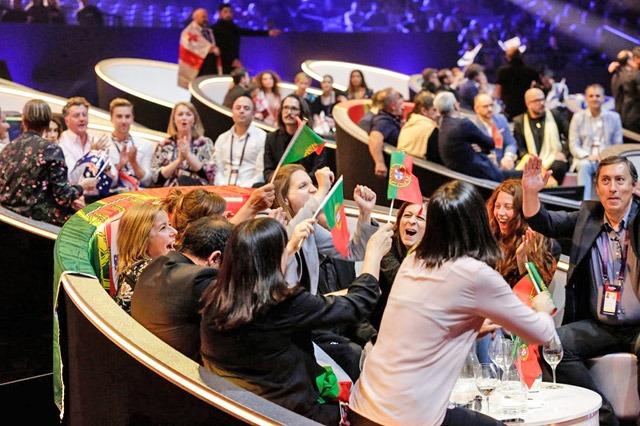 Final da Eurovisão Portugal