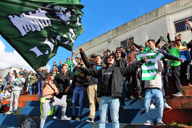 Claque Leça FC