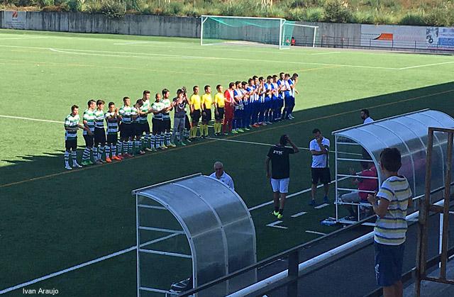 Pedras Rubras - Leça FC