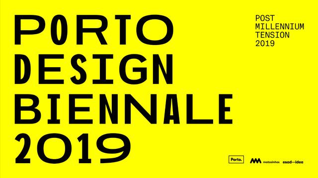 Porto Design Biennale cartaz