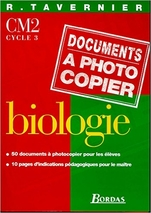 Fichier sciences CE1/CE2/CM1