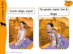 fiches yoga maîtresse séverine