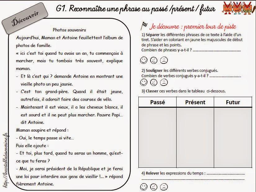 Fichiers Exercices Francais Ce1 Ce2 Evaluations