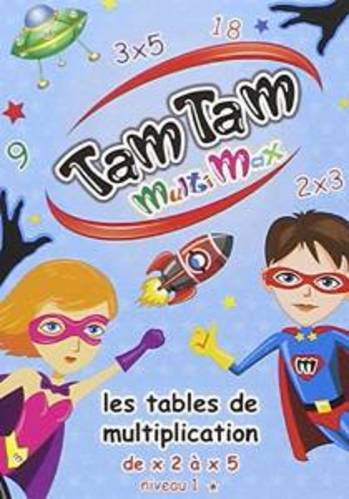 Jeux mathématiques Super-héros
