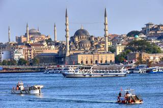 Après l'Albanie… nous revoilà à Istanbul