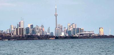 Toronto en période de pandémie…