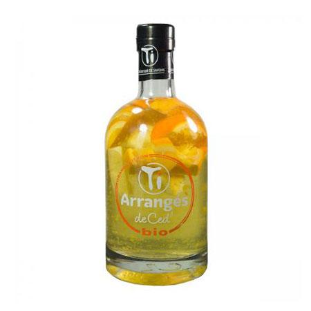 rhum arrange ti ced orange citron bio