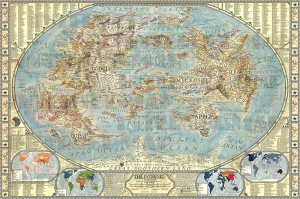 mappa internet