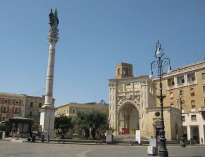 Piazza Sant'Oronzo