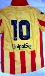 maglia Lecce Unipol