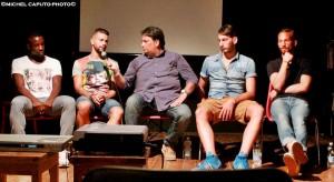 Cineclub con giocator Lecce 2