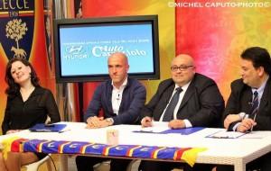 Leccezionale TV con Lerda