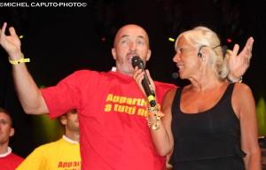 festa giallorossa Lecce Lerda