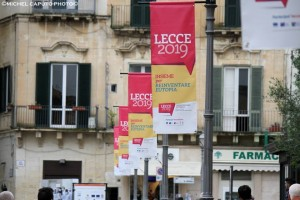Lecce 2019 cartelli
