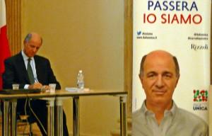 libro Corrado Passera a Lecce