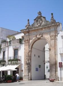 Porta S. Stefano - Martina Franca