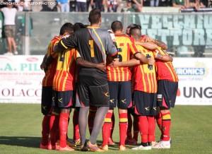 V. Lamezia-Lecce 2-2