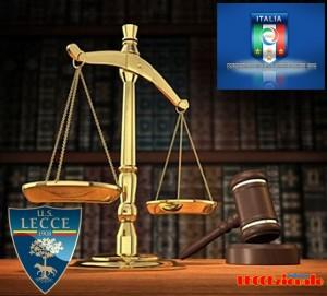 Giustizia sportiva Coni Lecce Serie B