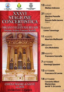 Puglia in concerto - Salve