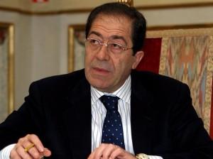 Il senatore Donato Bruno