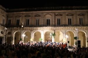 Lecce stagione sinfonica estate Palazzo Celestini Enrico Rava