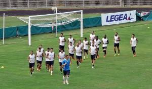 allenamento Lecce 11-8-2015