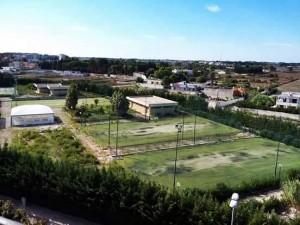 impianto sportivo S. Massimiliano Kolbe