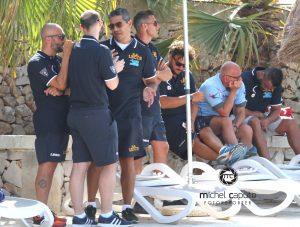 staff tecnico U.S. Lecce