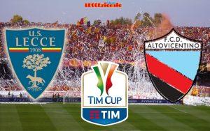 Lecce vs Alto Vicentino