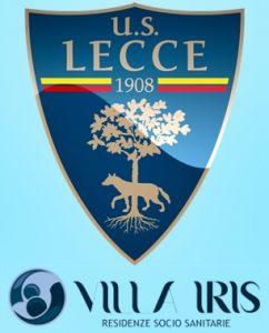 Villa Iris Sponsor U.S. Lecce