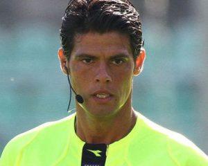 Luigi Nasca arbitro