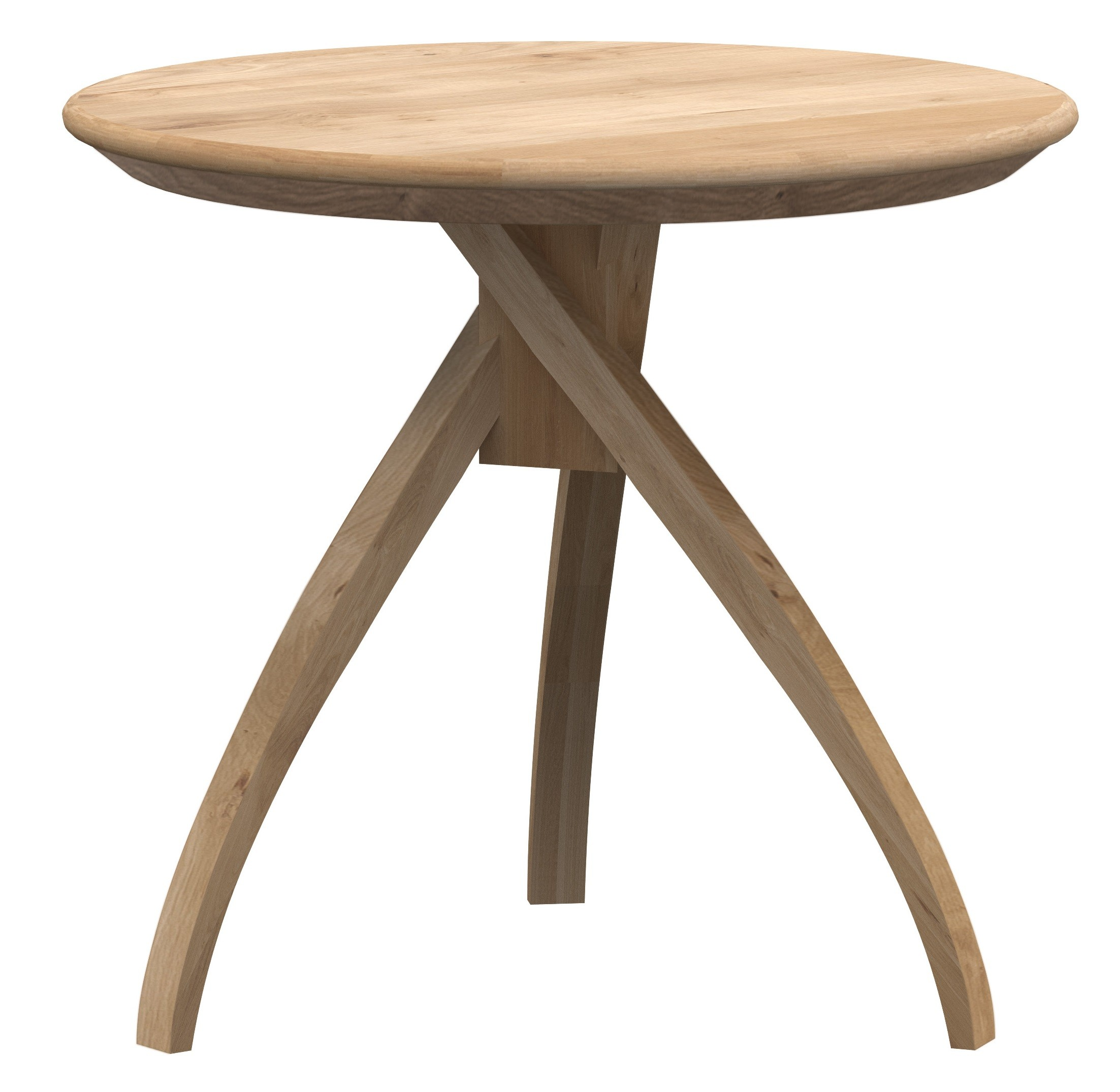 table d appoint twist d ethnicraft 3 tailles