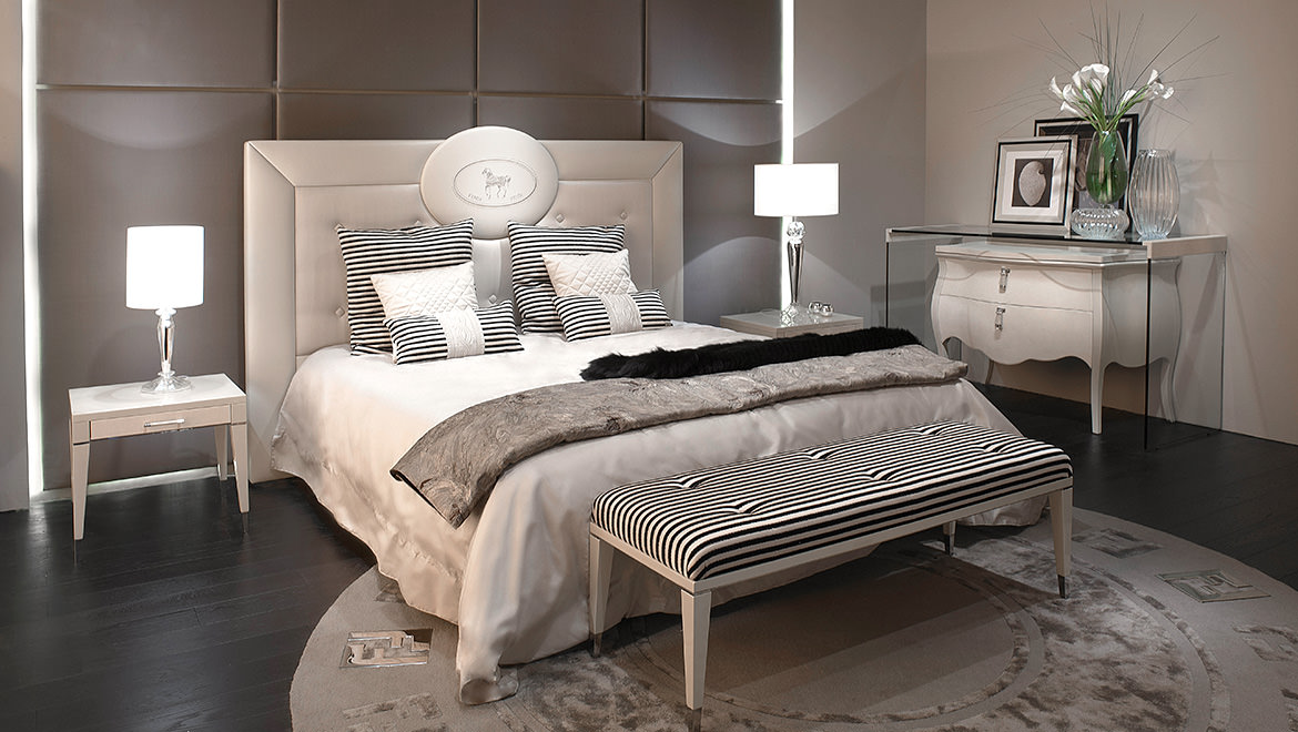 Cameo Bed Le Cercle