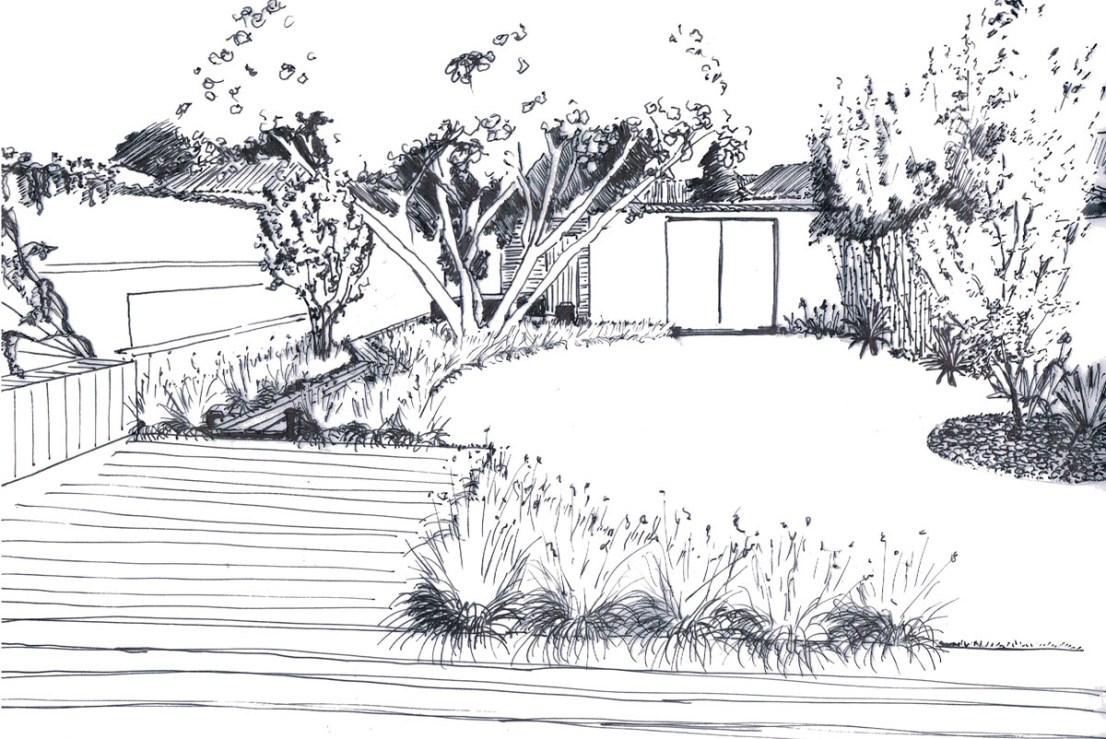 01-esquisse-croquis-aménager-jardin
