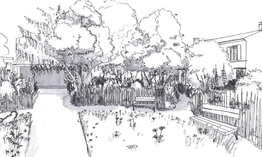 02-esquisse-perspective-jardin-exterieur