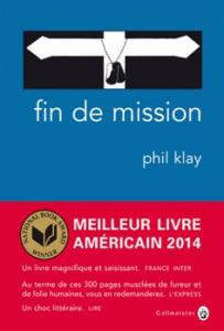 fin de mission, Phil Klay