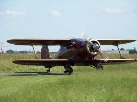 Beechcraft D.17S Staggerwing F-GUZZ 0002