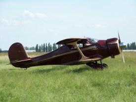 Beechcraft D.17S Staggerwing F-GUZZ 0005