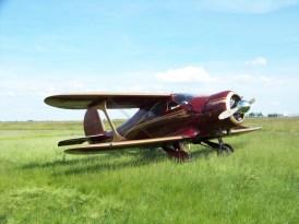 Beechcraft D.17S Staggerwing F-GUZZ 0007