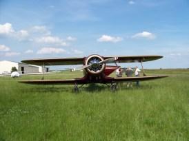 Beechcraft D.17S Staggerwing F-GUZZ 0008